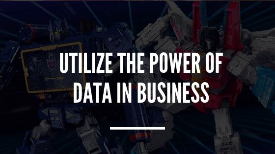 Blog Post Image:Uiltize the Power of Data in Business